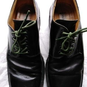 Dolce and Gabnna black oxfords 9 1/2